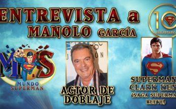 Entrevista a Manolo García 348x215 - Entrevista con Manolo García, la voz de Superman en las películas de Christopher Reeve