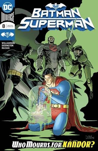Batman Superman 8 1 - Reseña de Batman/Superman Vol. 2 #8