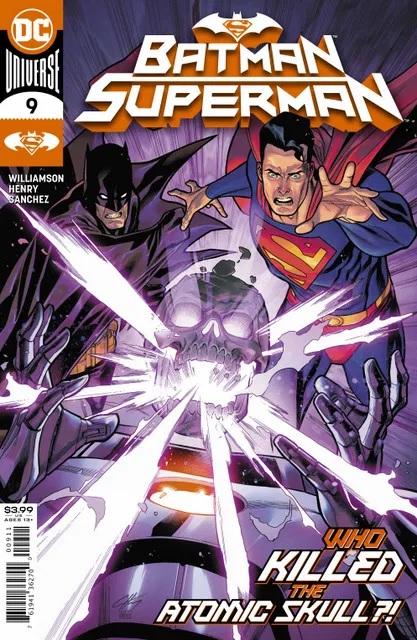 Batman Superman 9 1 - Batman/Superman Vol. 2 #9