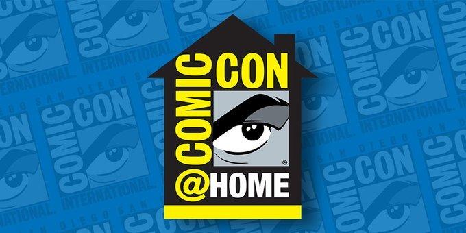 Comic Con at Home - Comic-Con@Home 2020: Paneles y horarios que te pueden interesar