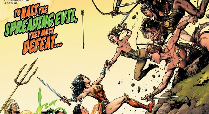 Justice League 046 000 735x400 - Reseña de Justice League Vol. 4 #46