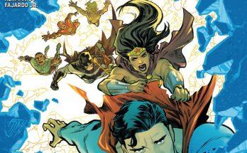 Justice League 44 348x215 - Reseña de Justice League Vol. 4 #44