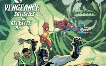 Justice League 45 348x215 - Reseña de Justice League Vol. 4 #45