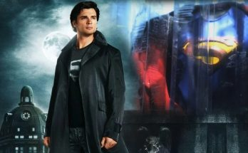 Smallville traje de Superman 348x215 - 10 datos sobre el traje de Superman de Tom Welling