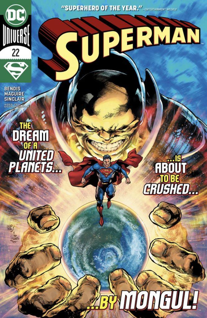 Superman 22 666x1024 - Reseña de Superman Vol. 5 #22