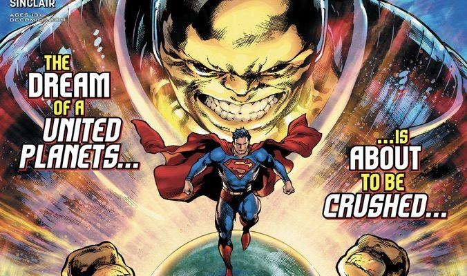 Superman 22 676x400 - Reseña de Superman Vol. 5 #22