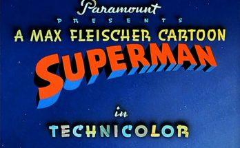 Superman de los hermanos Fleischer 348x215 - Capítulo de Superman de los Fleischer mejorado a 4K usando redes neuronales