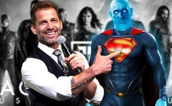 Zack Snyder Superman Dr Manhattan 348x215 - Zack Snyder parece pensar que Superman es el Doctor Manhattan