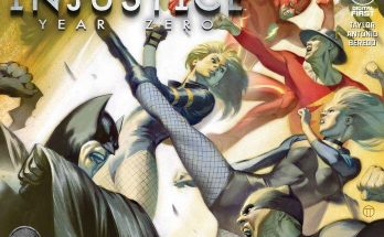 "injustice year zero 348x215 - Tom Taylor habla de ""Injustice: Year Zero"""