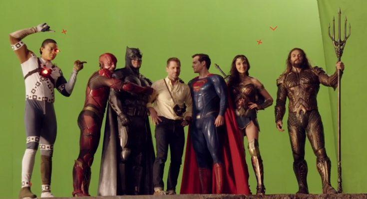 Liga de la Justicia de Zack Snyder