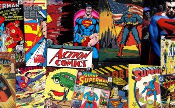 Collage portadas cómic