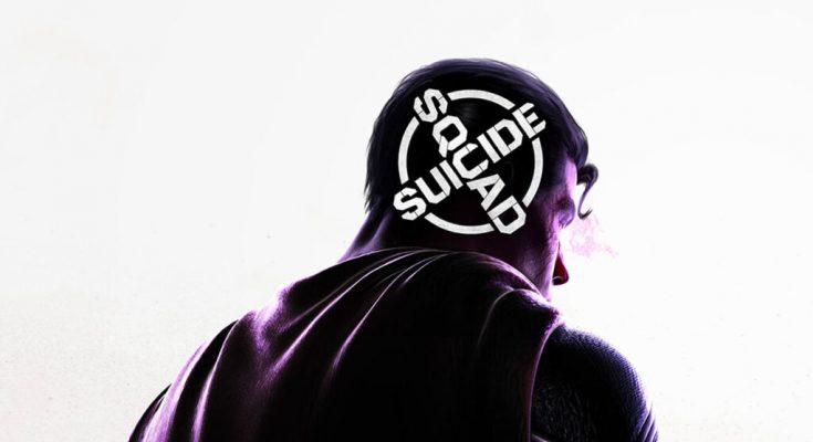 Escuadrón Suicida Superman Rocksteady