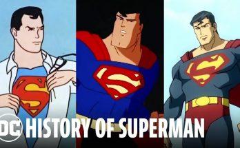 Historia de Superman