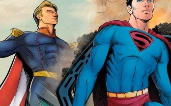 Homelander v Superman