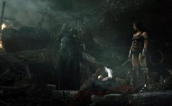 Muerte de Superman en Batman V Superman