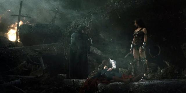 Muerte de Superman en Batman V Superman