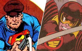 Personajes olvidados de DC Comics