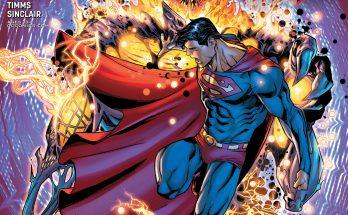 Portada Superman 23