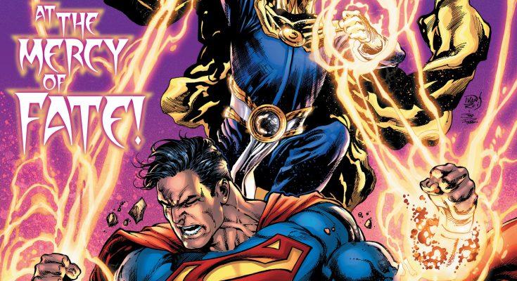 Portada Superman 24