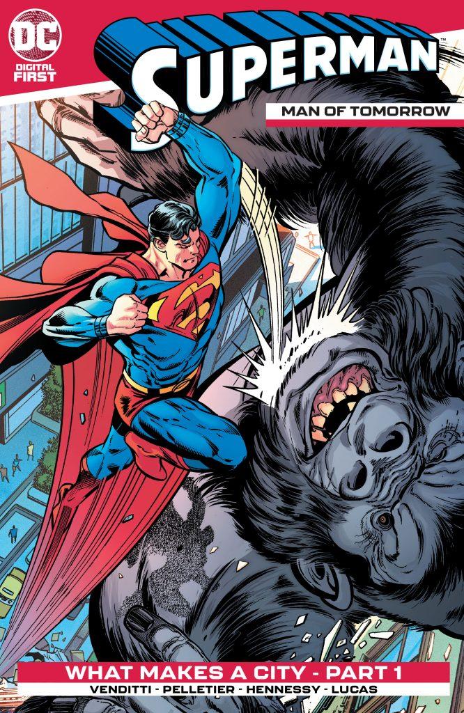 Superman Man of Tomorrow 005 000 666x1024 - Reseña de Superman: Man of Tomorrow #5