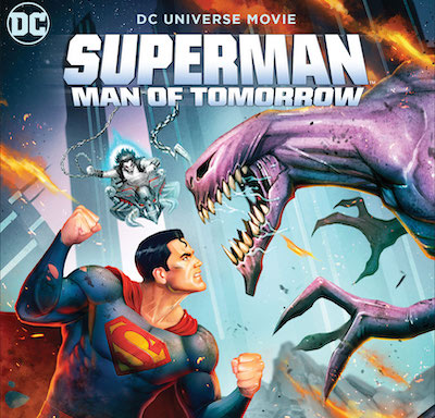 Carátula Superman: Man of Tomorrow