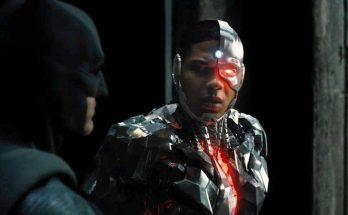 Batman y Cyborg