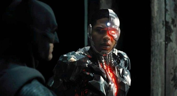 Batman y Cyborg