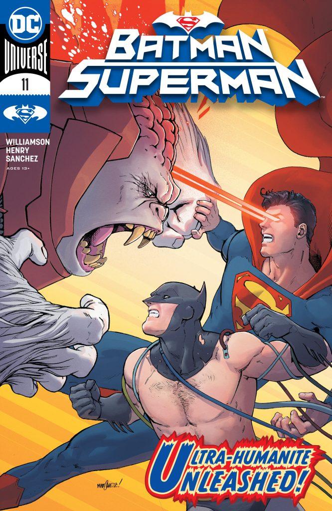 Batman Superman 011 000 666x1024 - Reseña de Batman/Superman Vol. 2 #11