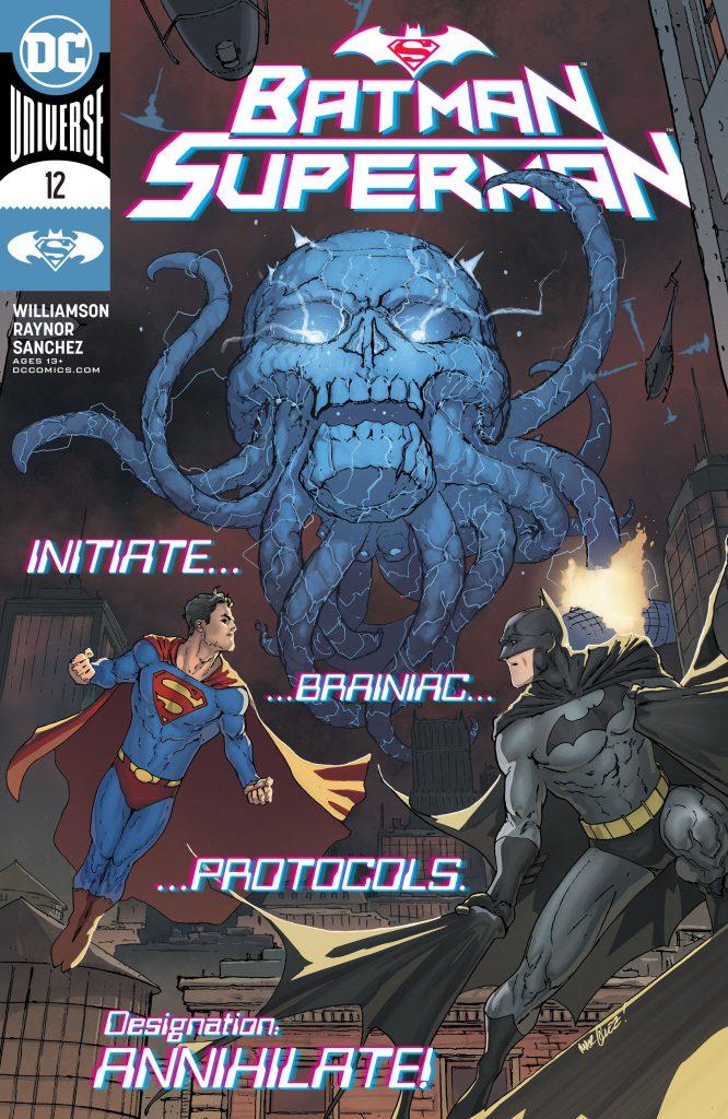 Batman Superman 012 000 666x1024 - Reseña de Batman/Superman Vol. 2 #12