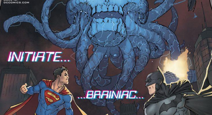 Batman/Superman Vol. 2 #12