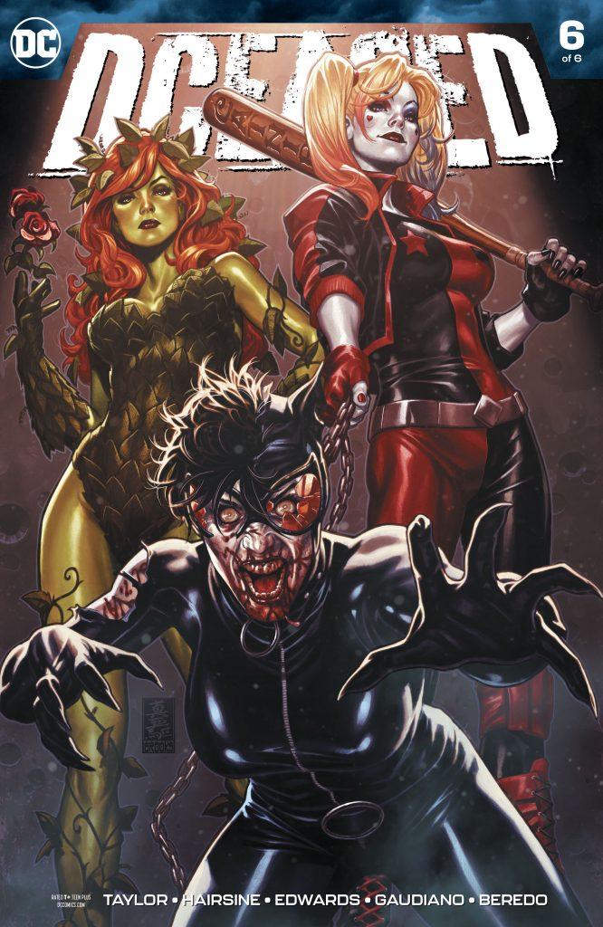 DCeased 006 000 666x1024 - Reseña de DCeased Vol 1 #6 (Final de la miniserie)