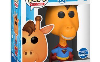 Funko Pop Geoffrey como Superman