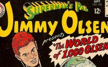 Jimmy Olsen 348x215 - Las 5 mejores y 5 peores versiones de Jimmy Olsen