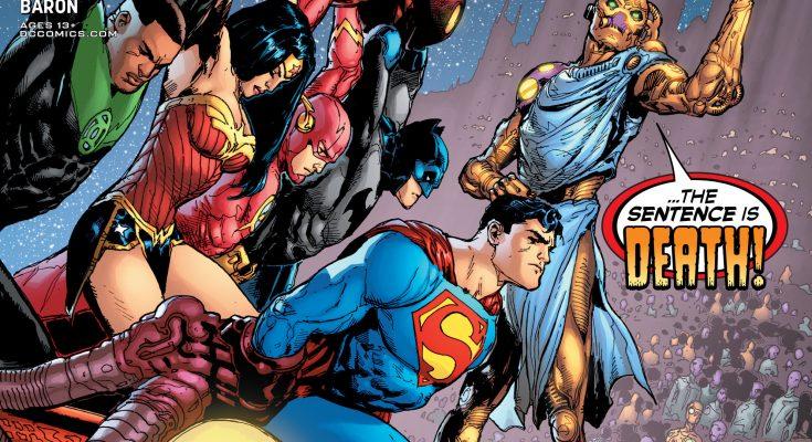 Justice League Vol. 4 #50