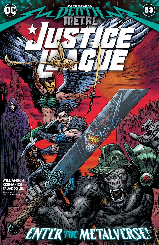 Justice League 053 000 666x1024 - Reseña de Justice League Vol. 4 #53
