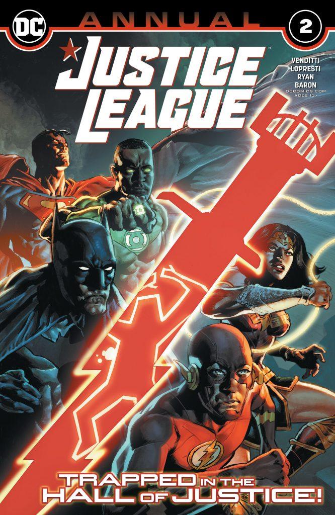 Justice League Annual 002 000 666x1024 - Reseña de Justice League Vol. 4 Annual #2