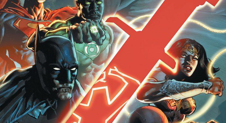 Justice League Vol. 4 Annual #2