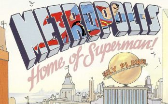 Metrópolis El hogar de Superman