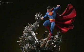 Superman Prime 1 Studio