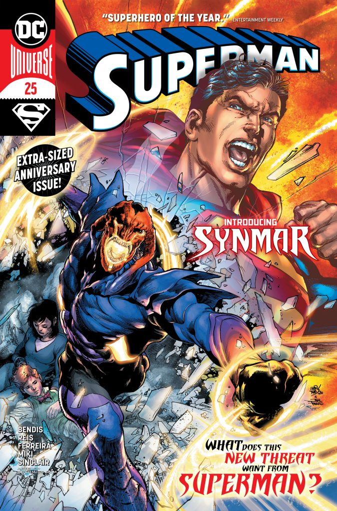 Superman Vol. 5 #25