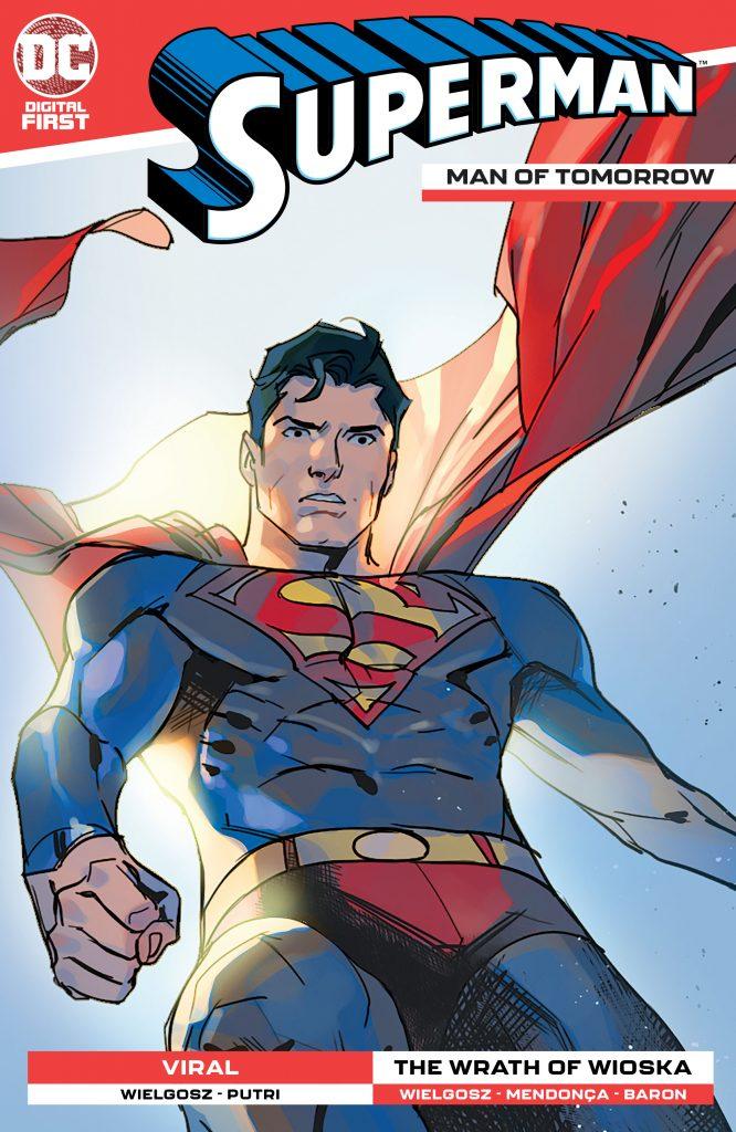 Superman Man of Tomorrow 007 000 666x1024 - Reseña de Superman: Man of Tomorrow #7