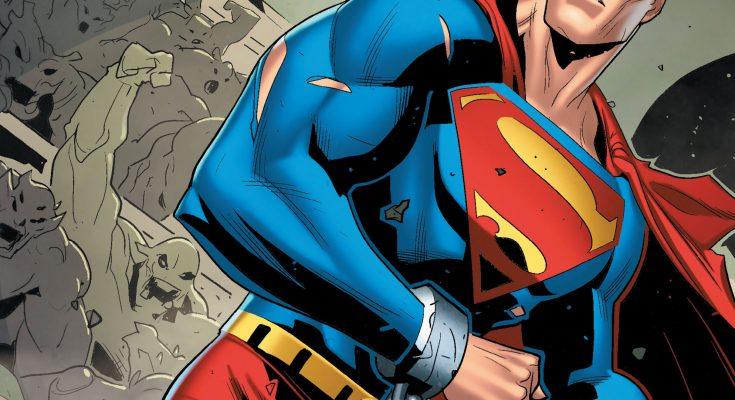 Portada de Superman: Man of Tomorrow #10