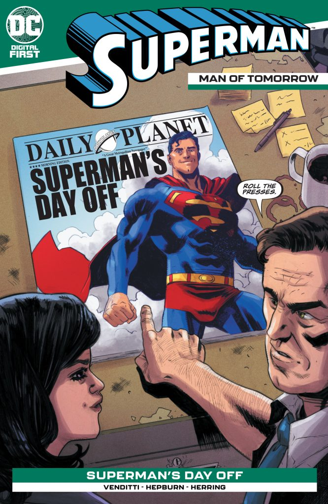 Superman Man of Tomorrow 012 000 666x1024 - Reseña de Superman: Man of Tomorrow #12