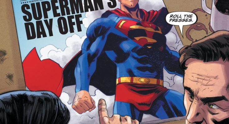 Superman: Man of Tomorrow #12