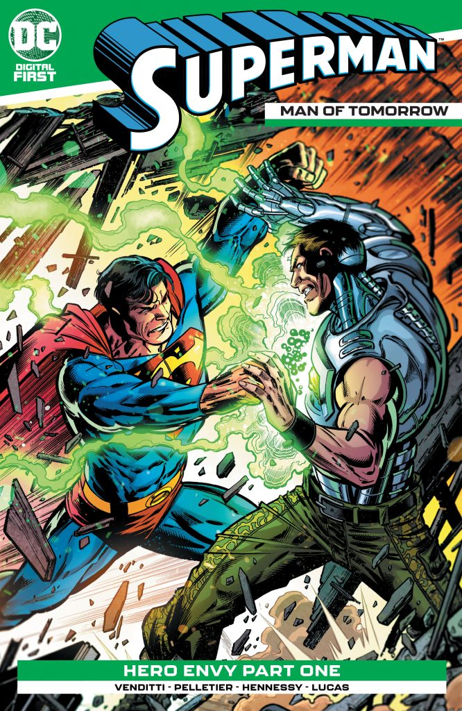Superman Man of Tomorrow 014 000 666x1024 - Reseña de Superman: Man of Tomorrow #14