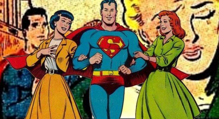 Superman y sus parejas