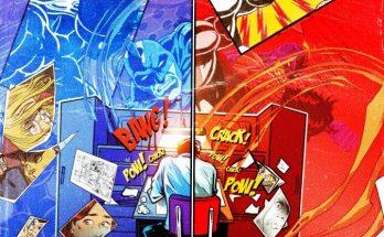 "Slugfest"": DC vs Marvel"