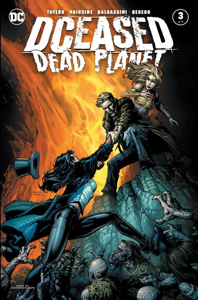 DCeased Dead Planet 2020 003 000 675x1024 - Reseña de DCeased: Dead Planet #3