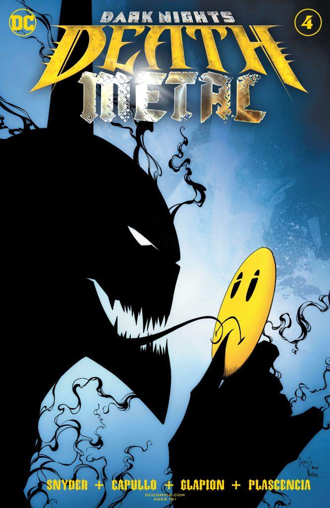 Dark Nights: Death Metal Vol. 1 #4