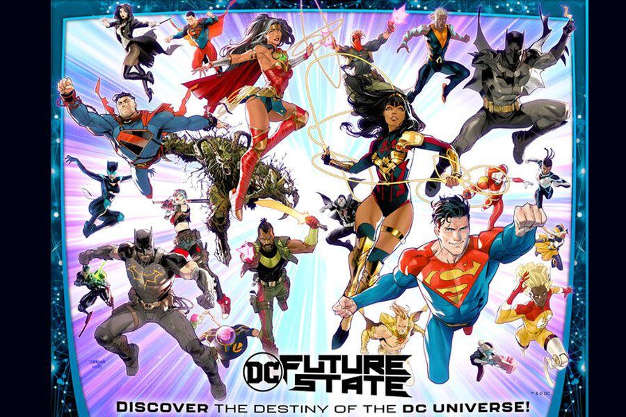 Future State de DC - Evento DC Future State